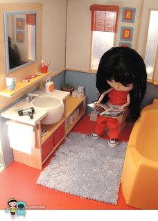 My Dollhouse - The bathroom 05