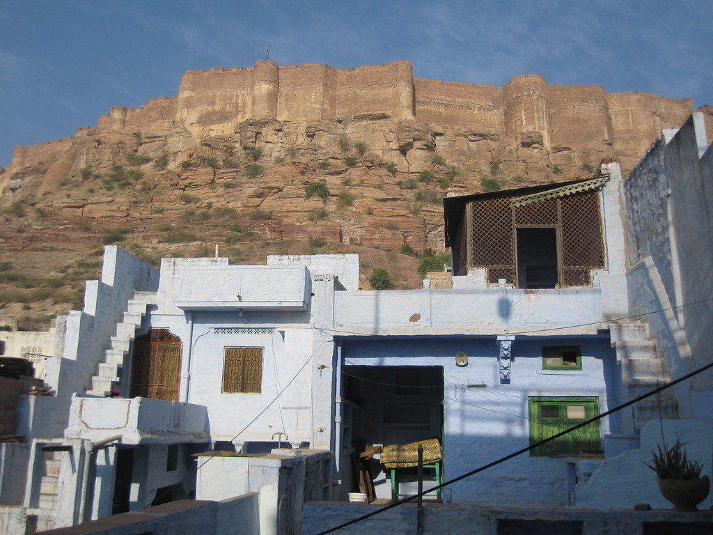 Jodhpur Fort From Hotel