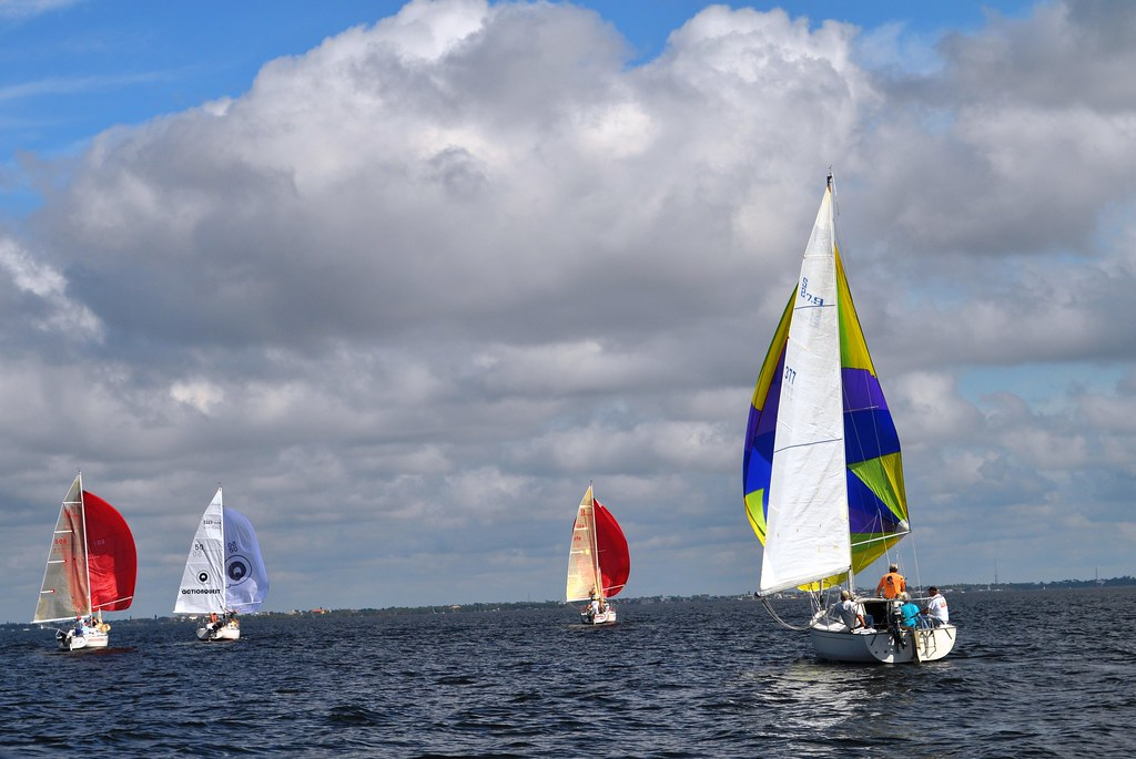 Charlotte Harbor Regatta, Friday, Feb. 4, 2011
