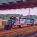 CONRAIL EMD SD40-2 - NORTHEAST CORRIDOR @ CHEVERLY, MARYLAND 1984