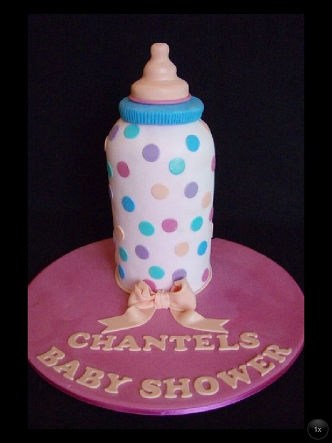 Baby Bottle Cake Images : Baby Bottle Cake Flickr - Photo Sharing!