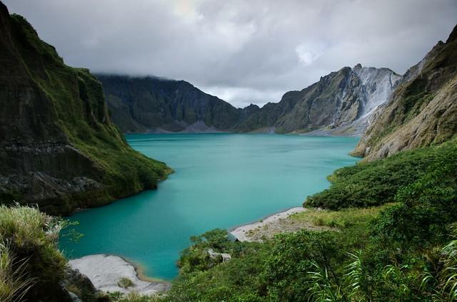 Philippines - Mont Pinatubo