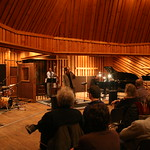 Kurt Elling at Avatar Studios