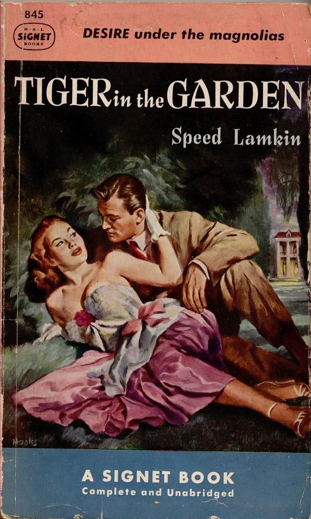 1951 - Signet 845 _ Mitchell Hooks