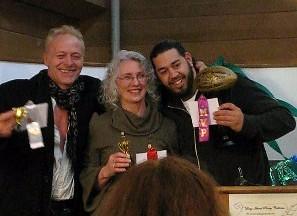 2011 Super Poem Sunday: Three champs