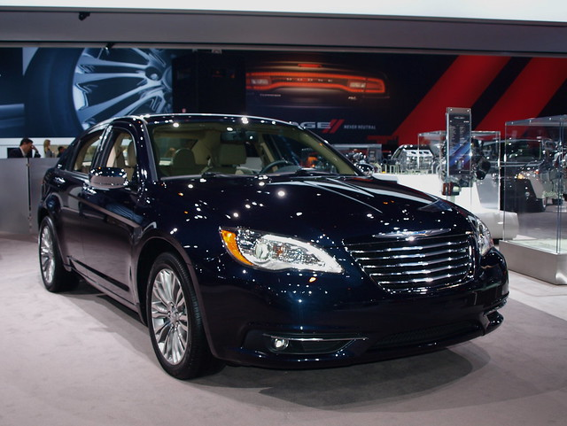 2011 Chrysler 200 2