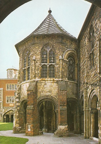 Canterbury Cathedral, St Augustine's Abbey and St Martin's Church