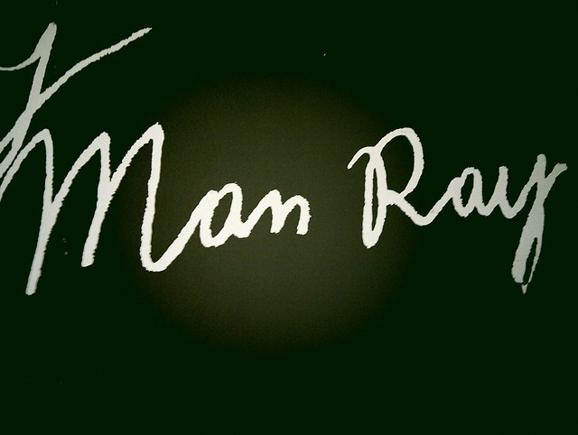 Man Ray's Signature Piece