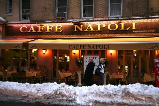 Visit the Little Italy in New York - Things to do in New York City