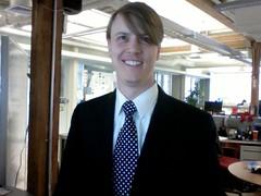 necktie at @ngmoco