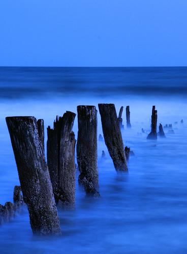 sunset beach time southcarolina tungsten follybeach atlanticocean breakwall eroded 5photosaday mdggraphix