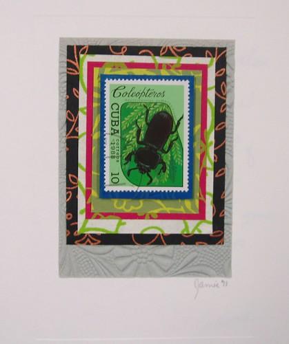Beetle card