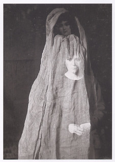 Ada Deane - Spirit Photographer c.1922