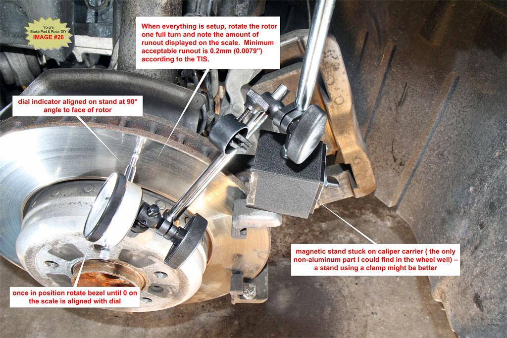 Disc Brake Pad Thickness Gauge : Bmw brake pad thickness tool