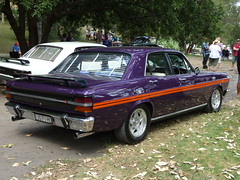 automobile, automotive exterior, executive car, vehicle, ford xy falcon gt, compact car, antique car, sedan, land vehicle, luxury vehicle,