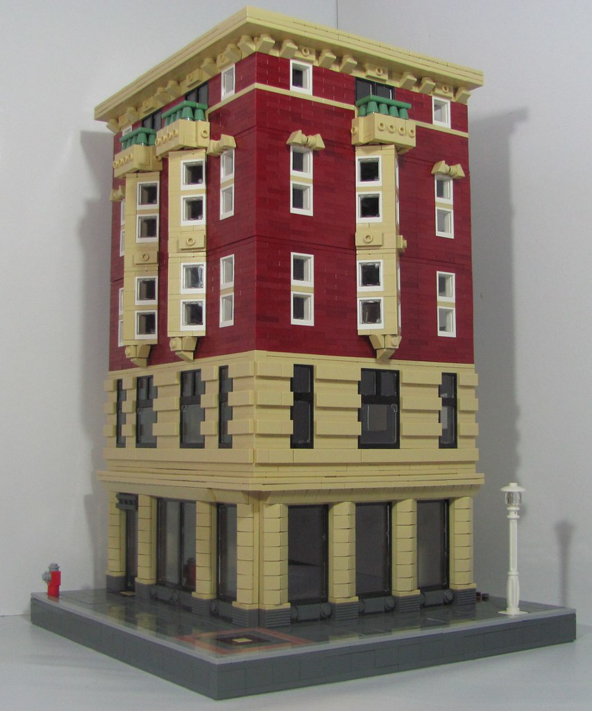 13th and Walnut Building 1