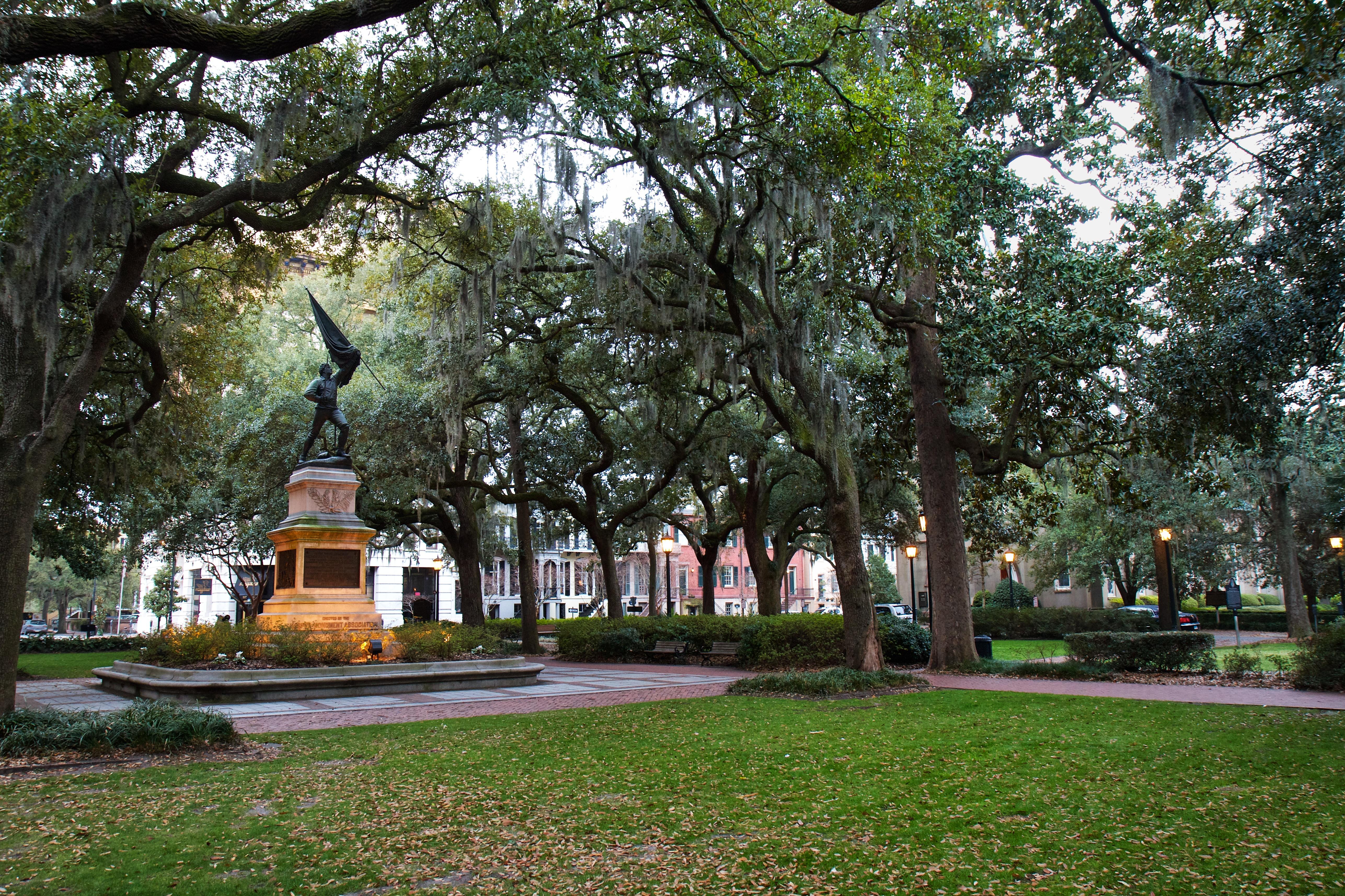 Elevation Of Savannah Ga Usa Topographic Map