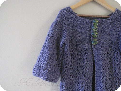 spring sweater inspired by elizabeth zimmermann i made. Black Bedroom Furniture Sets. Home Design Ideas