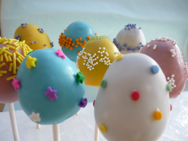 Cake Pop Designs For Easter : Factory Balls Easter Edition myideasbedroom.com