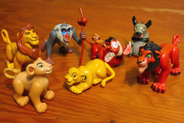 Lion King Toys For Sale 97