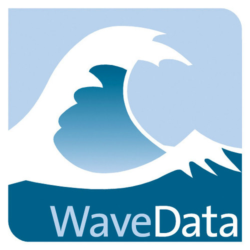 wavedata's logo which appears on most of the information about retail pharma pricing in the uk