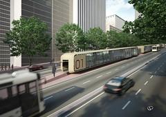 Prioridade ao Transporte Coletivo - Cidade com Mobilidade