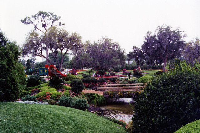 The Steams And Gardens Of Cypress Botanical Gardens Of