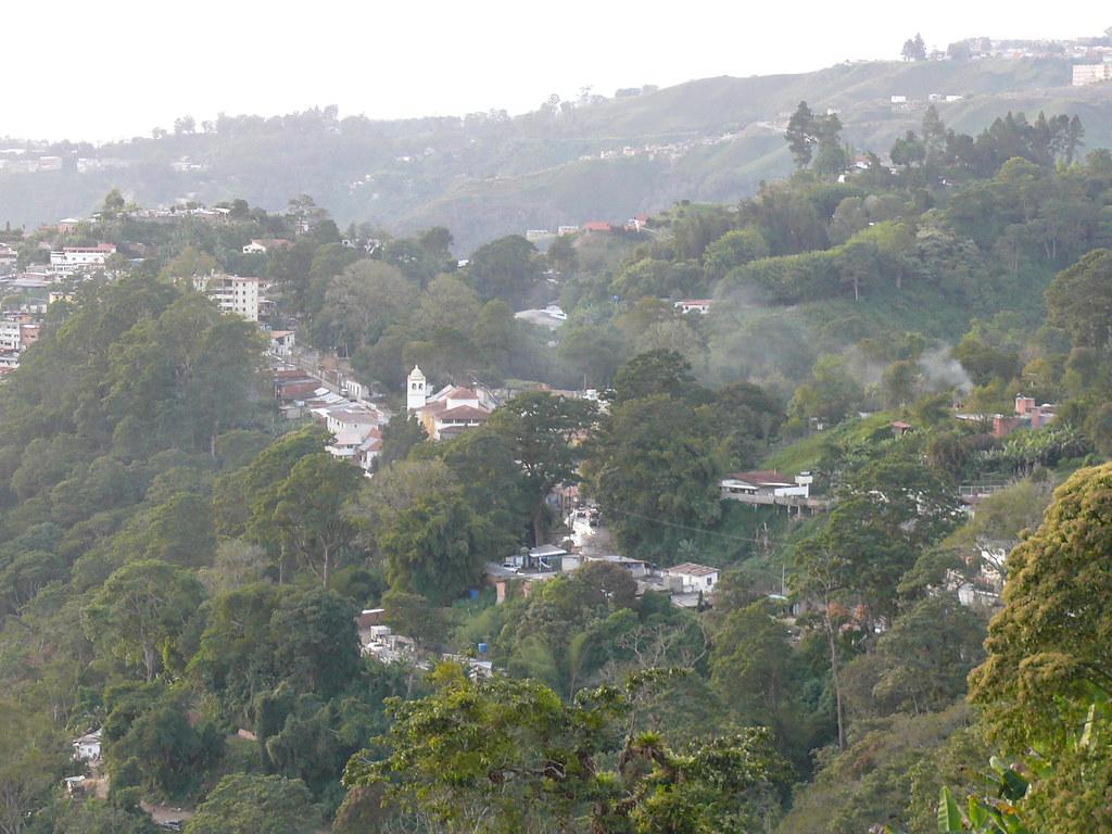 Pueblo de San Diego de los Altos ,Estado Miranda ,Venezuela