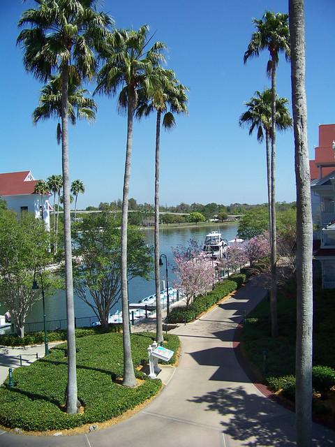 Grand Floridian Marina