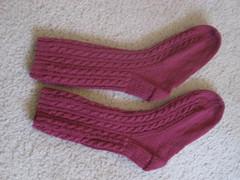 purple(0.0), violet(0.0), knitting(0.0), petal(0.0), art(1.0), textile(1.0), magenta(1.0), wool(1.0), clothing(1.0), maroon(1.0), crochet(1.0), sock(1.0), pink(1.0),