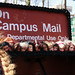Campus Mail Art Project by lg evans