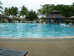 Swimming Pool at Pacific Sutera