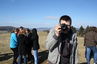 Paul mit dem Foto