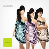 Kazou - Waves Dress