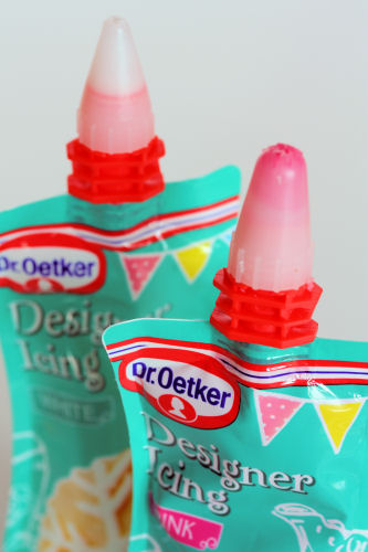 Cherrapeno: Dr. Oetker Decorating Products