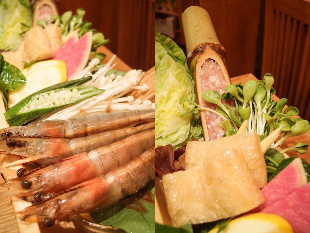 Tsukada Nojo: ingredients