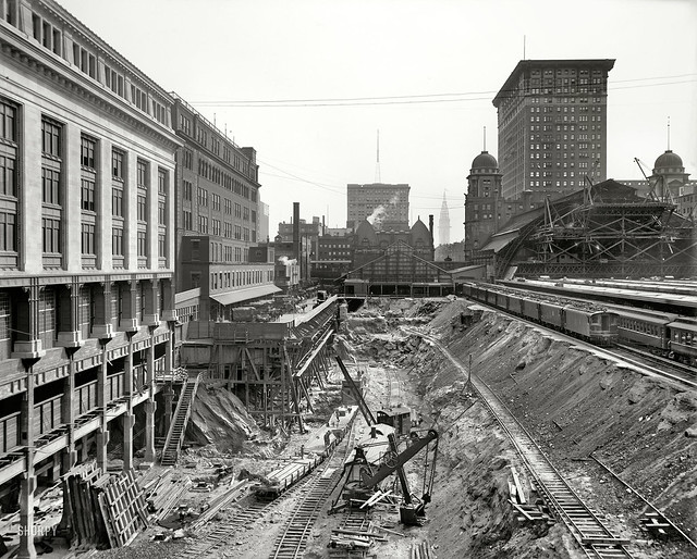 Grand Central Excavation 2