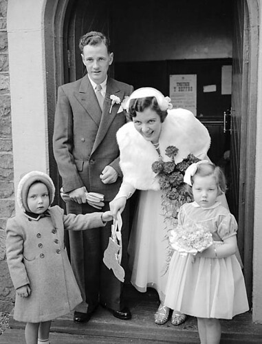 Evans/Evans wedding at Llangynog