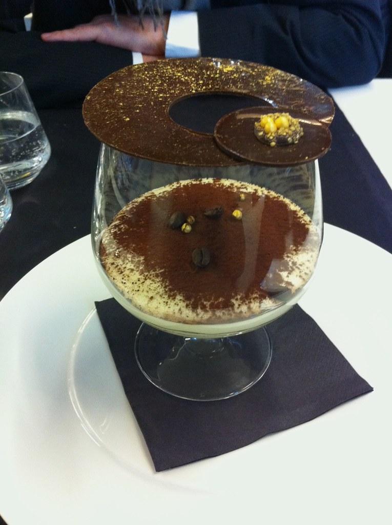 Lunch at NoLita, Paris