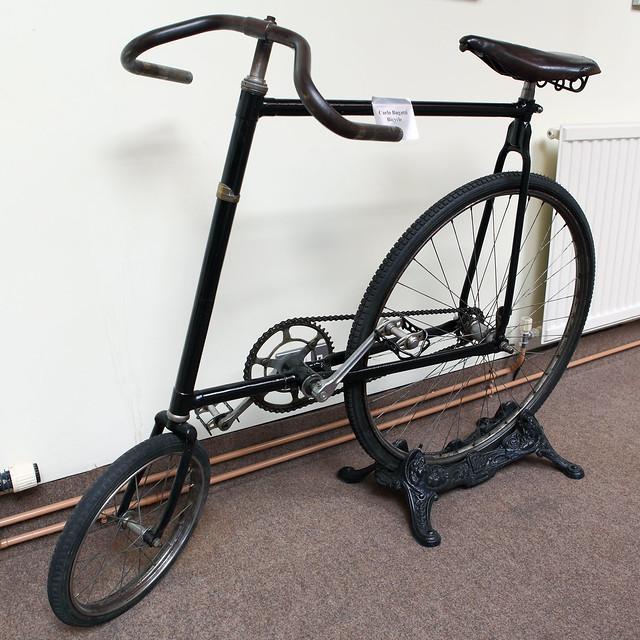 bugatti bicycle by carlo bugatti c1910 a photo on flickriver. Black Bedroom Furniture Sets. Home Design Ideas