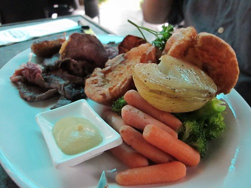 Sunday roast @ Jarrod & Rawlins, Damansara Heights