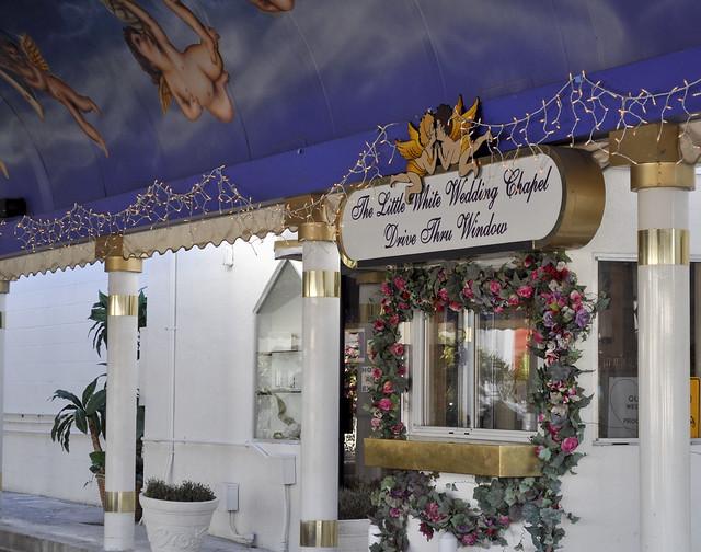 A little white wedding chapel las vegas nevada a for Little wedding chapel las vegas