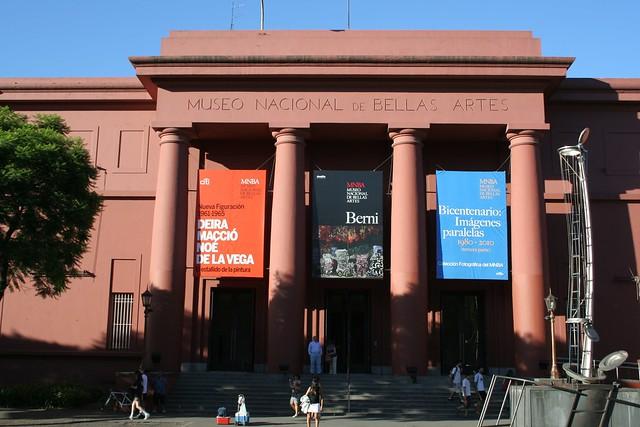 Museo Nacional de Bellas Artes | Recoleta | Buenos-Aires