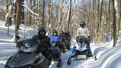 Fun with the Yamaha Horseshoe Riding Adventures