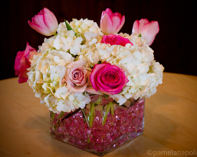 Home decorating pictures flower centerpieces for baby