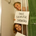 Take Shorter Showers...Together by klbooher