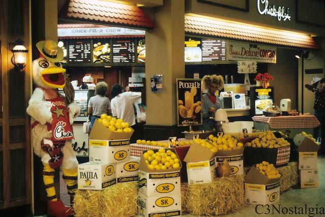 Chick-Fil-A Lemonade: We Start Fresh!