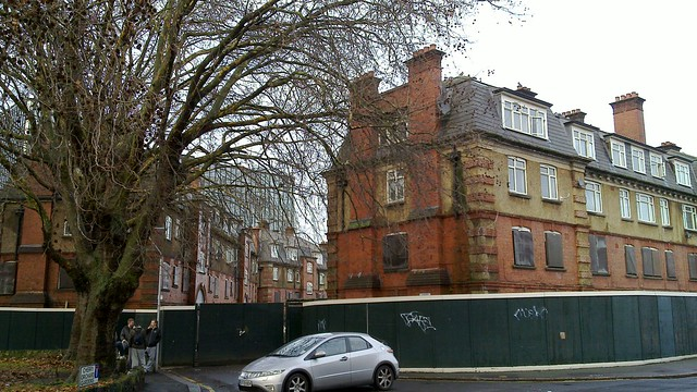 empty property in Croydon - image by United Diversity