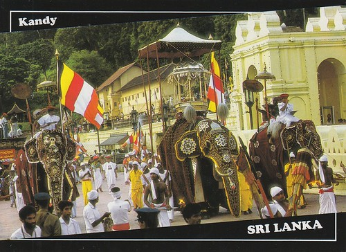 Sacred City of Kandy - 01