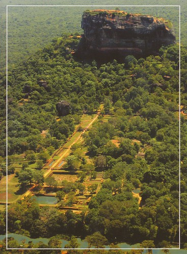 Ancient City of Sigiriya - 01
